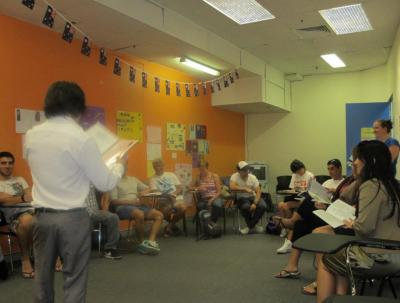 General English Evening (Intermediate)