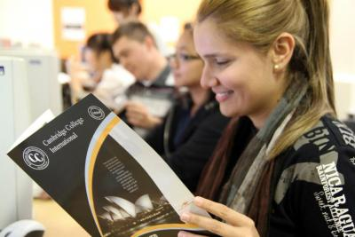 English for Academic Purposes (EAP) Evening