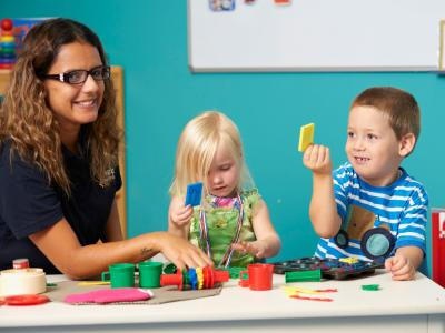 Diploma of Early Childhood Education and Care