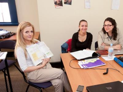 Speaking & Pronunciation Intensive